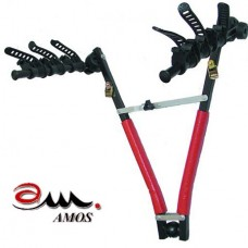 Велобагажник Amos для 3-х велосипедов на фаркоп