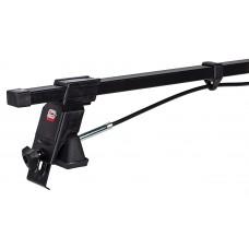 Багажник АМОС (стальные дуги) для SEAT Ibiza (6K) mk II Hatchback 00-01 3дв. ГЛАДКАЯ КРЫША
