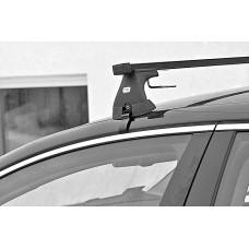 Багажник АМОС (стальные дуги) для PEUGEOT 508 Sedan 11- 4дв. ГЛАДКАЯ КРЫША
