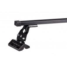 Багажник АМОС (стальные дуги) для FORD S-max MPV 06-  4/5дв. ЗАВОДСКИЕ МЕСТА КРЕПЛ.