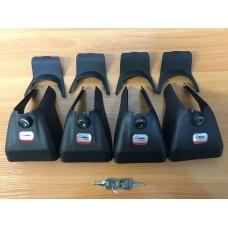 Комплект DROMADER PLUS (4 кожуха с замками для опор DROMADER)