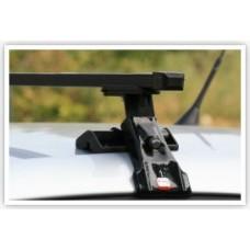 Багажник для CHEVROLET Aveo Hatchback 03-11 4дв. ГЛАДКАЯ КРЫША