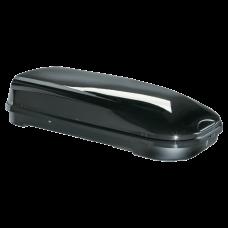 Автобокс на крышу Rameder 580 black line