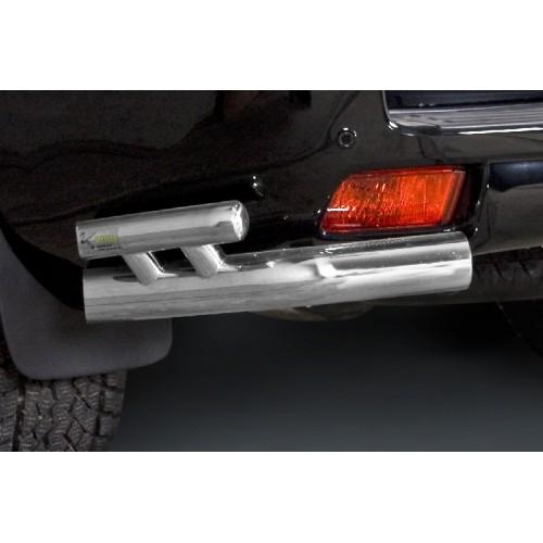 DLC150-R1385-NR-01 НИЖНИЙ ЗАДНИЙ БАМПЕР (БОКОВАЯ ЗАЩИТА) (Toyota Land Cruiser 150 2013 -)